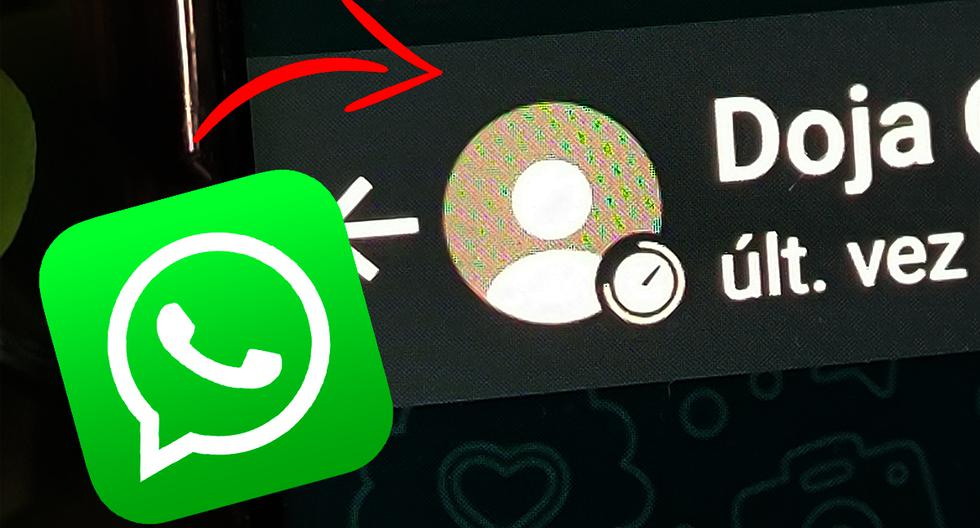 WhatsApp | Qué significa reloj en foto de perfil de contacto | Activar mensajes temporales | Aplicaciones | Apps | Smartphone | Celulares | Wasap | Web | Truco | Tutorial | Viral | NNDA | NNNI | DEPOR-PLAY | DEPOR