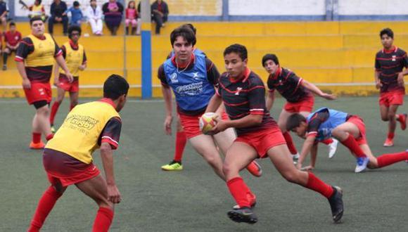 Federación Peruana de Rugby anunció clases virtuales para fomentar este deporte. (Federación Peruana de Rugby)