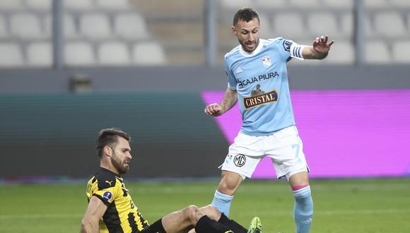 Sporting Cristal y Peñarol se volverán a enfrentar la próxima semana en Uruguay. (Foto: Conmebol)