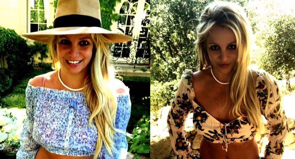 Britney Spears se sometió a cuarentena voluntaria para proteger a sus hijos y poder volver a verlos. (Foto: Instagram)