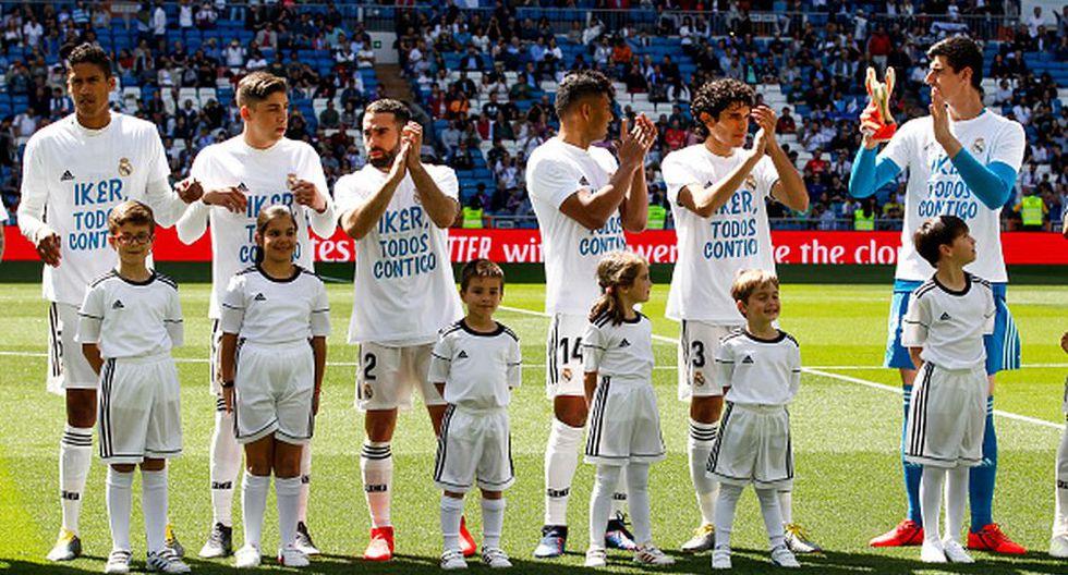 Real Madrid no gana la Liga Santander desde el 2017. (Getty)