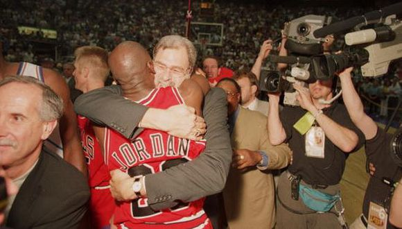 'The Last Dance', serie sobre Michael Jordan y los Chicago Bulls es un éxito en el mundo. (Getty Images)