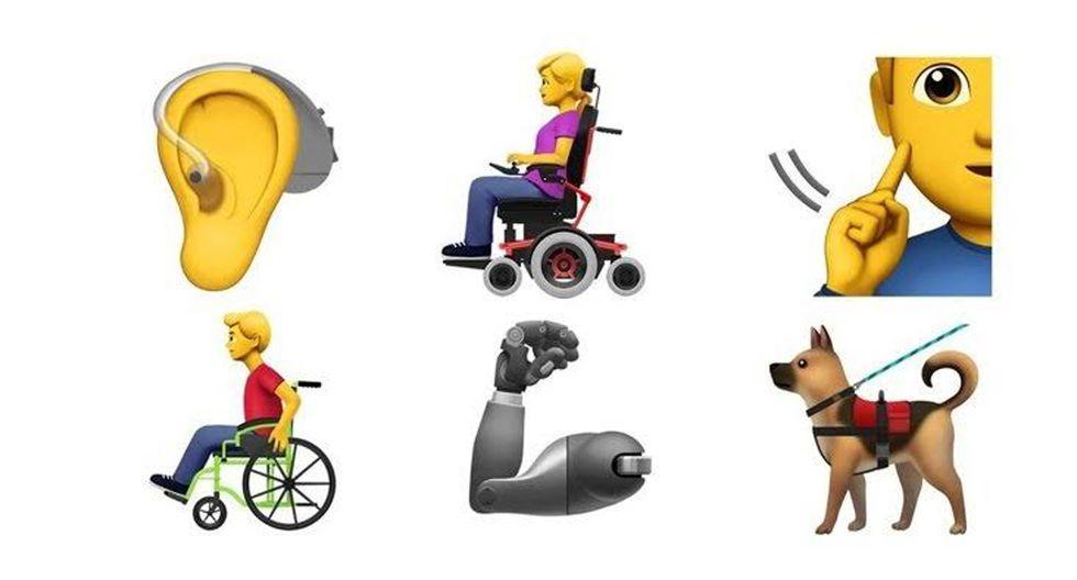 ¿Te has dado cuenta de los nuevos emojis de WhatsApp? Conoce los emoticones inclusivos de la app. (Foto: Emojipedia)