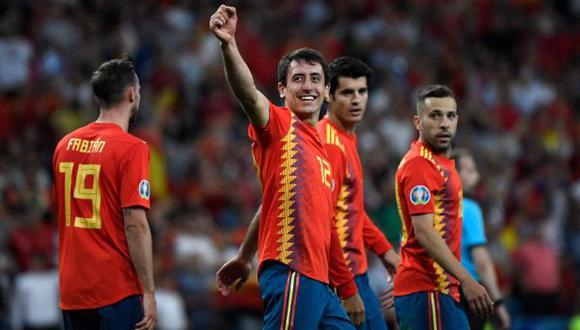 Oyarzabal será baja de España en partido amistoso ante Portugal. (Foto: AFP)