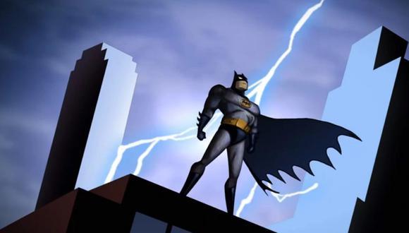 Serie animada de Batman salió al aire en 1992 (DC)