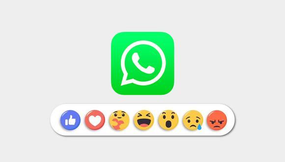 Conoce cómo poder ser el primero en obtener las reacciones de WhatsApp. (Foto: Depor)