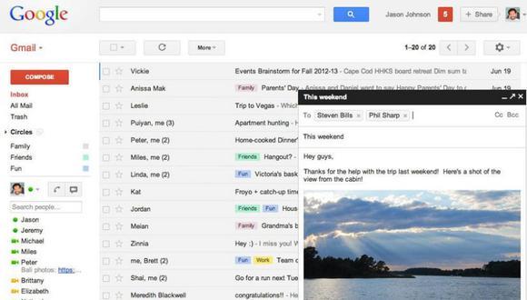 Aprende a ampliar el tiempo de cancelación de un correo sin la necesidad de instalar programas adicionales (Foto: Mag / archivo)