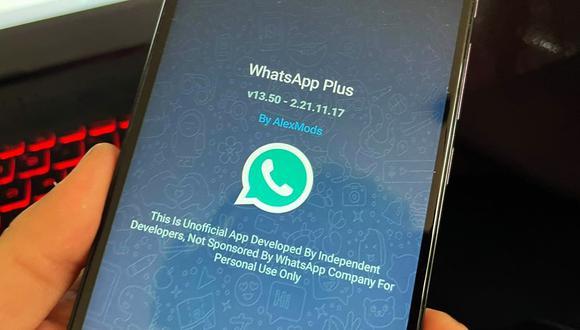 ¿Cuál eliges: WhatsApp Plus 17.40 o WhatsApp Plus v13.50? Mira cuál es mejor. (Foto: Depor)