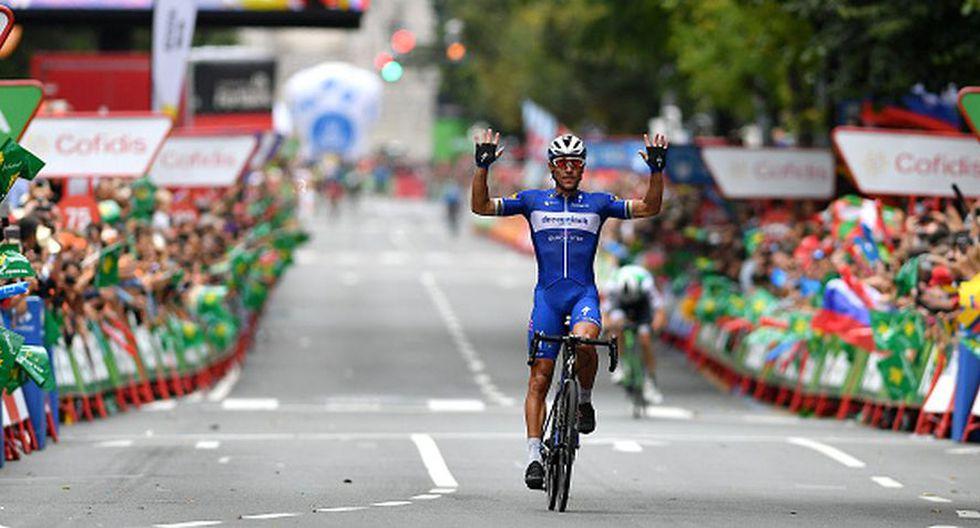 La Etapa 12 de la Vuelta a España 2019 EN VIVO será de media montaña. (Foto: Getty Images)
