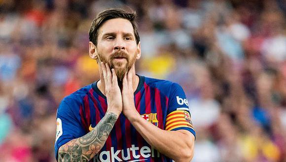 Lionel Messi no gana la Champions League desde el año 2015. (Foto: Facebook)