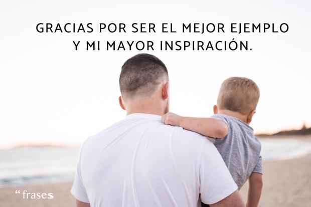 Frases y mensajes para compartir en Facebook, WhatsApp y otras redes por el Día del Padre (Foto: Internet)