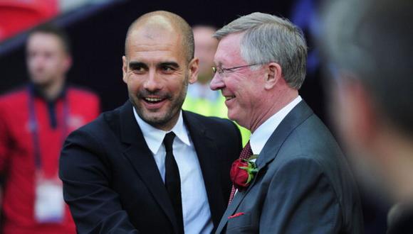 Guardiola alcanzó 30 trofeos en su carrera tras título del City en Copa de la Liga. (Getty)