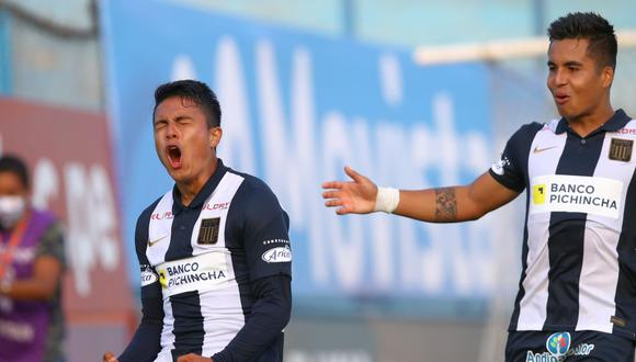 Bustos habló sobre presente de Concha y Lagos en Alianza Lima. (Foto: Liga 1)