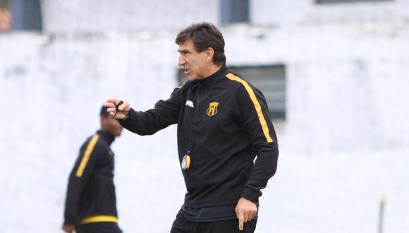 Gustavo Costas tiene contrato con Guaraní por todo el 2020. (Foto: Agencias)