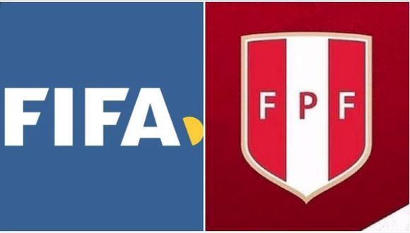 """FIFA advierte """"eventual suspensión"""" de la FPF en caso se derogue Ley de Fortalecimiento."""
