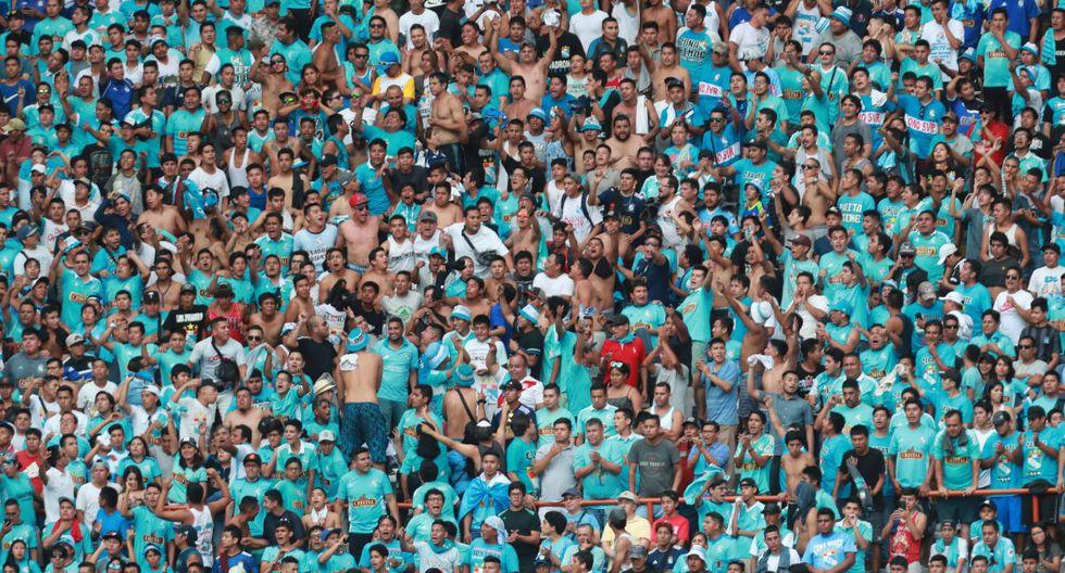Se agotaron entradas para el Cristal vs. Alianza. (Foto: GEC)