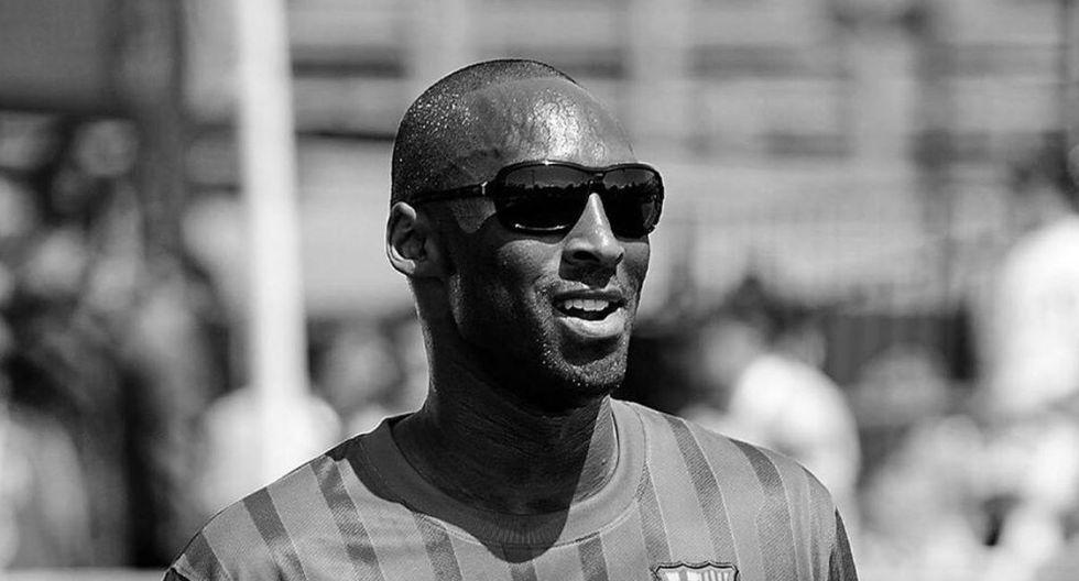 Kobe Bryant falleció en un accidente de helicóptero. (Internet)