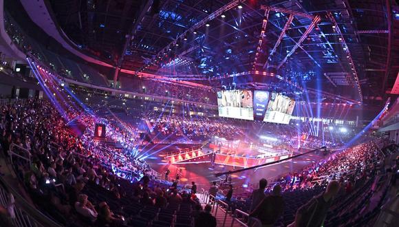 Los eSports congregan a miles de fanáticos en todo el mundo (Foto: Tobias SCHWARZ / AFP)