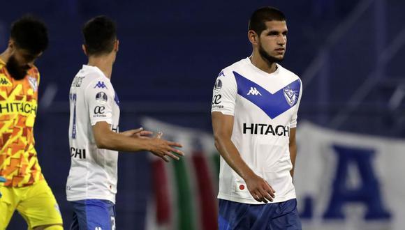 Luis Abram aún no llega a un acuerdo con Vélez Sarsfield. (Foto: AFP)