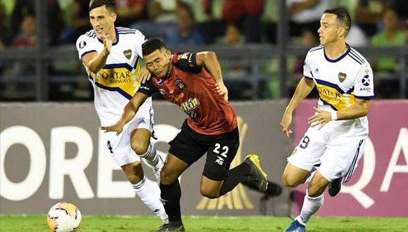 La solicitud de Boca Juniors para retrasar el reinicio de la Copa Libertadores 2020. (Foto: AFP)