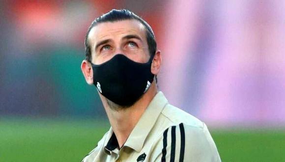 Gareth Bale deja el Real Madrid tras siete temporadas. (Foto: AFP)