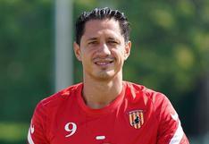 La estancia de Lapadula en Benevento: el compromiso de volver a la Serie A