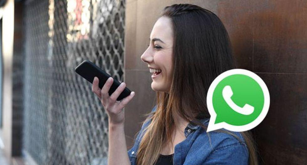 WhatsApp: así podrás modificar tu voz en las notas de audios de la aplicación.