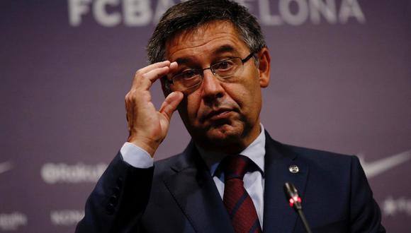 Bartomeu quiere seguir en el Barcelona y cerrar algunos fichajes antes que finalice el mercado de pases.