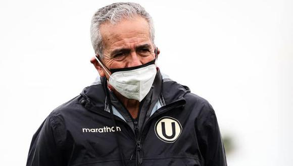 Gregorio Pérez cumple su segunda etapa como entrenador de Universitario. (Foto: Universitario de Deportes)