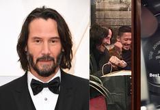 "Keanu Reeves sorprendió a sus dobles de riesgo de ""John Wick 4"" con lujosos relojes Rolex"