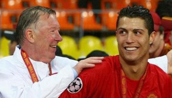 Sir Alex Ferguson fue uno de los artífices del regreso de Cristiano Ronaldo al Manchester United. (Foto: Getty)