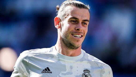 Gareth Bale llegó al Real Madrid en el 2013. (Getty)