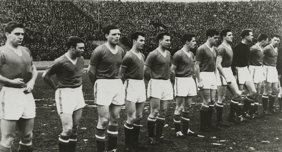 Los 'Busby Babes (Internet)