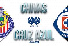 Cruz Azul vs. Chivas EN VIVO vía TUDN: transmisión y horarios desde el Akron por Liga MX