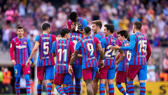 Barcelona no gana la Champions League desde el 2015. (Getty)