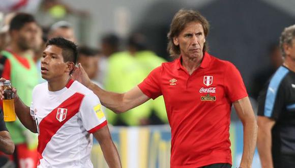 Gareca habló sobre la convocatoria en la Selección Peruana. (Foto: GEC)