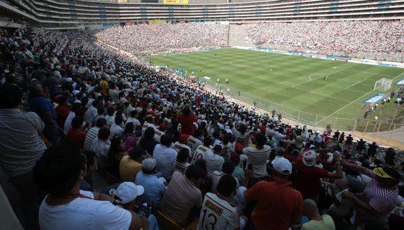 El estadio Monumental recibirá a Universitario, la Selección Peruana Sub-23 y la final de la Copa Libertadores. (Foto: GEC)
