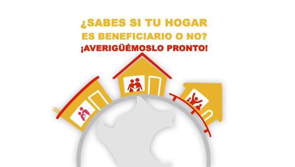 Bono Familiar Universal: mira si eres beneficiario y dónde cobrar el subsidio. (Foto: Difusión)