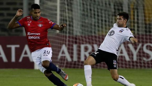 Colo Colo cayó ante Wilstermann en Santiago por Copa Libertadores