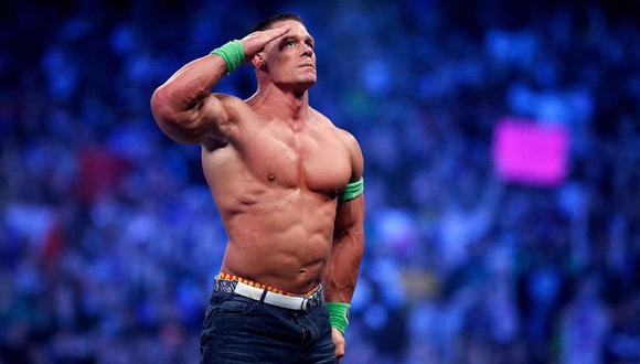 John Cena haría su esperado regreso a WWE en julio. (WWE)