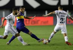 Hasta aquí: Santos bailó a Boca y avanzó a la final de la Copa Libertadores