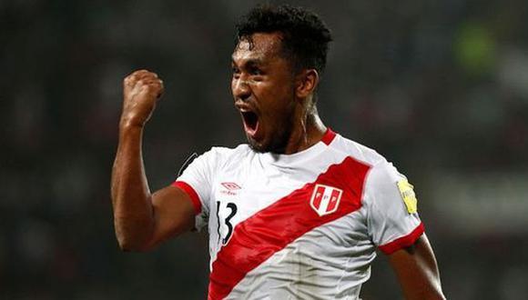 Renato Tapia ha jugado 35 partidos con la Selección Peruana.  (Foto: GEC / Agencias)