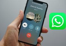 Cómo saber si alguien está en una videollamada en WhatsApp