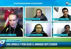 'Full Deporte por Depor': el análisis sobre el '11' que utilizaría Ricardo Gareca en Quito