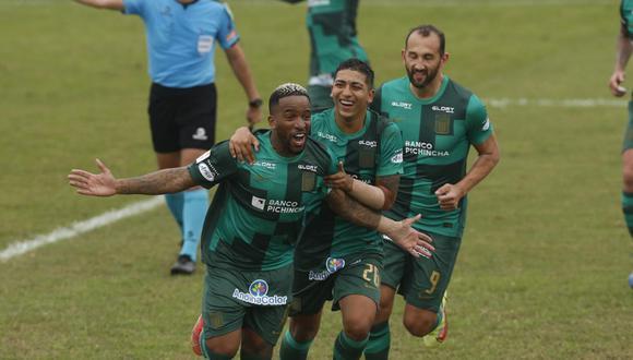 Alianza Lima venció 3-1 a Alianza Atlético, por la fecha 13 de la Fase 2 (Foto: Violeta Ayasta/GEC)