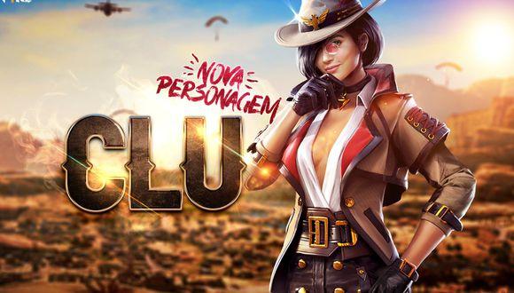 Garena Free Fire: esta es Clu, la nueva espía del popular Battle Royale. (Foto: Garena)