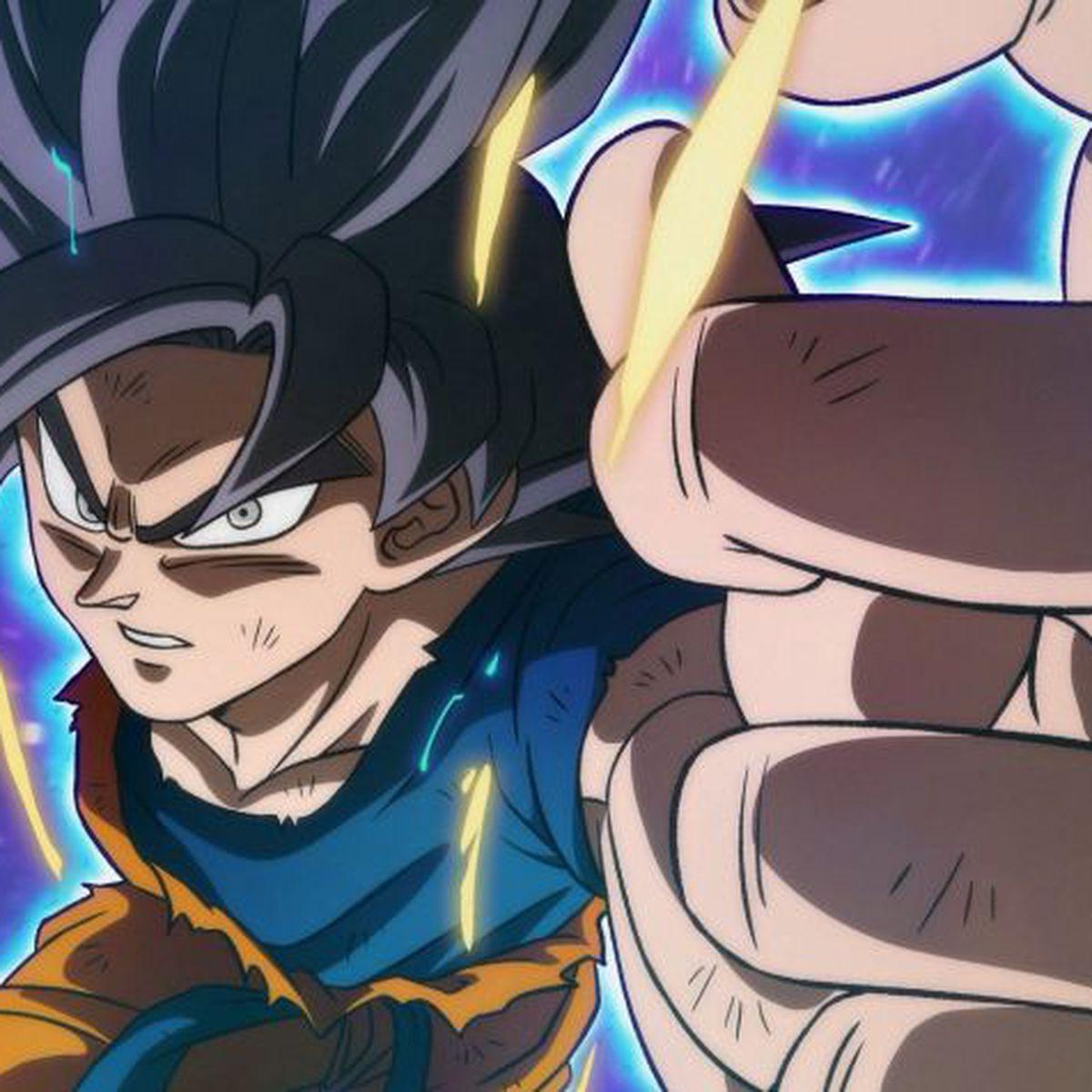 Dragon Ball Super Goku Con Ultra Instinto Dominado Es Viral En