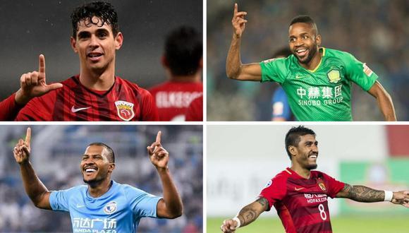 Algunas figuras de la liga y técnicos han decidido buscar otros destinos debido a la crisis. (Fotos: Agencias)