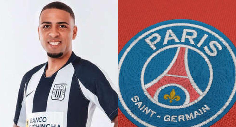 Alexi Gómez quiere llegar al fútbol Francés. (Collage)