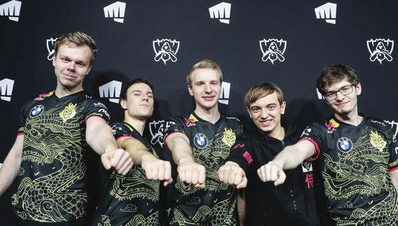League of Legends: llaves de semifinales de Worlds 2020. (Foto: Riot Games)